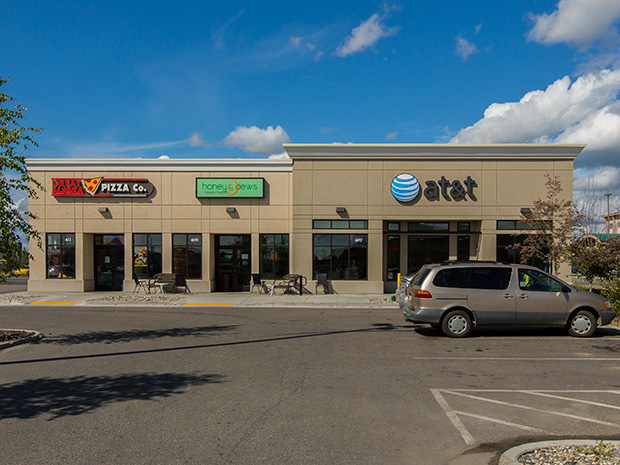 Att Strip Center (Fairbanks, AK)