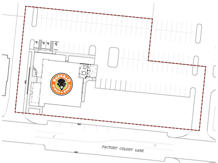 buffalo wings  u0026 rings ground lease - featured listing
