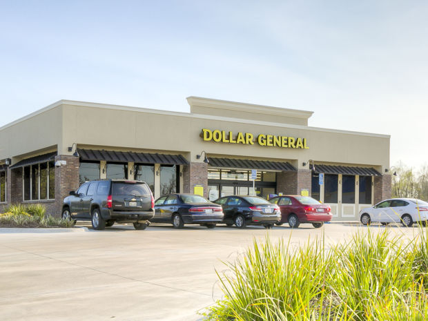 Front View - Dollar General (New Orleans, LA)