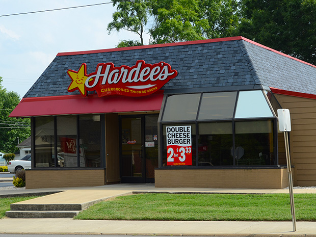 Hardees (Rockwell, NC)