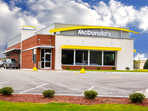 McDonalds (Greenville, NC)