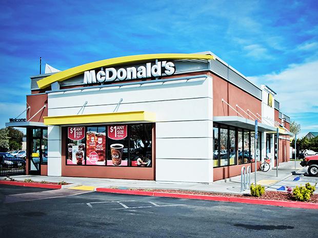 McDonalds (Modesto, CA)