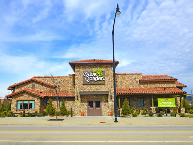 Olive Garden Ground Lease