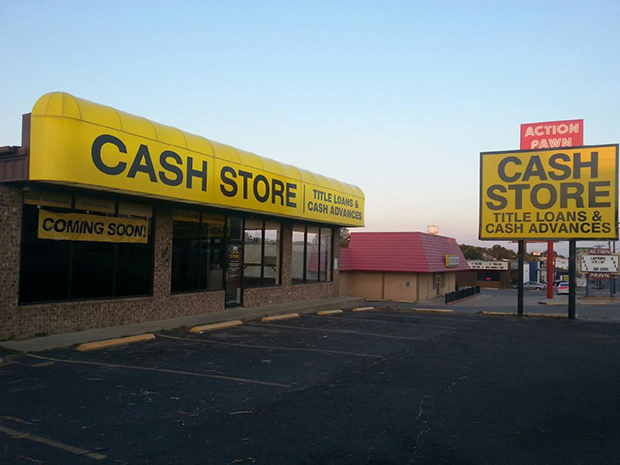 The Cash Store (Killeen, TX)