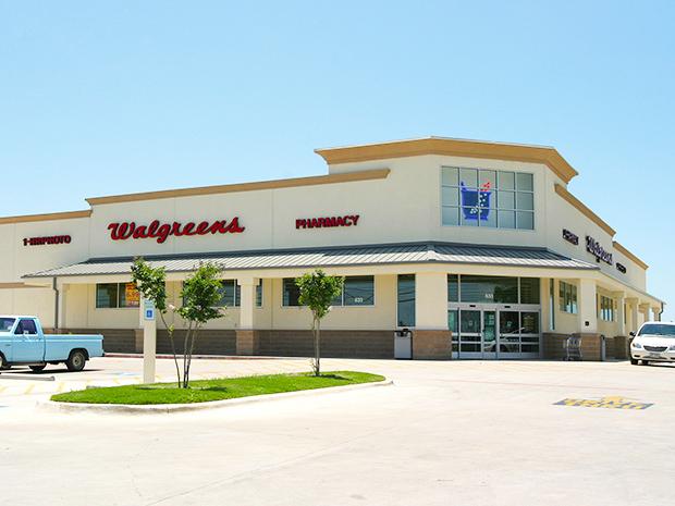 Walgreens (Saginaw, TX)