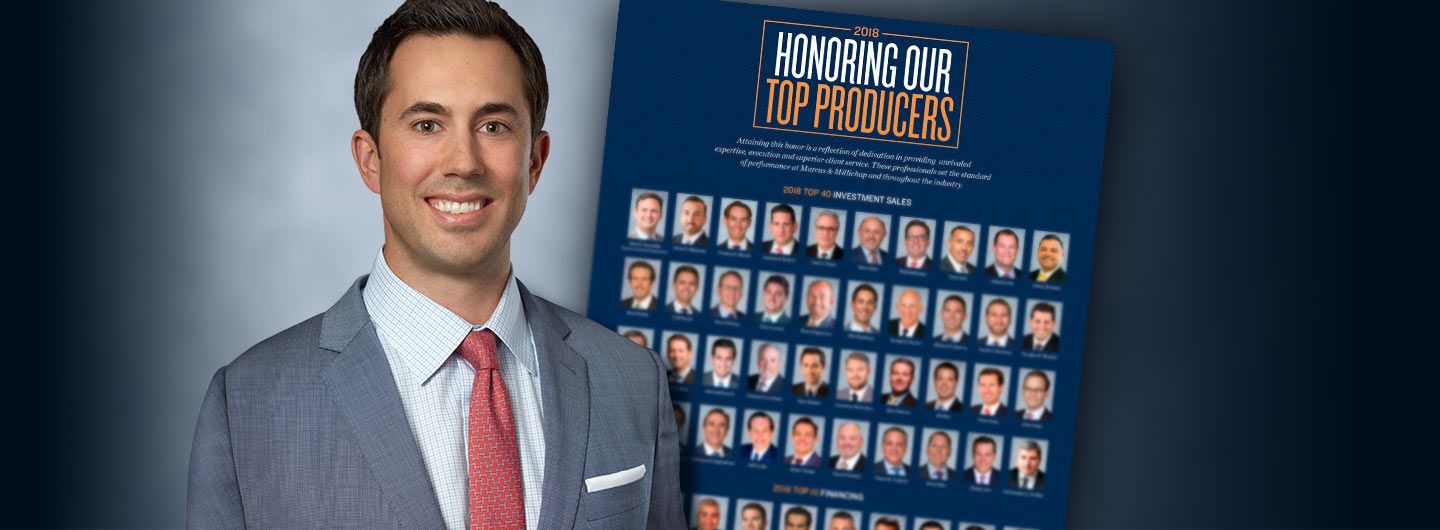 Phil Sambazis - Marcus & Millichap's Top Professionals for 2017